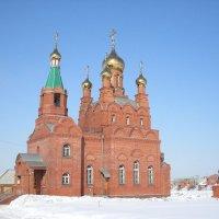 Церковь Святой Троицы :: Светлана Миновская