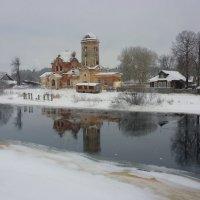 Николо-Столпенский мужской монастырь.п Белый Омут. :: Павлова Татьяна Павлова