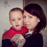 Мама и сынок... :: Роман *******