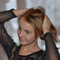 Причёсочка.... :: Юлия Кочергина)