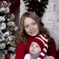 Детки новогодние :: Маргарет мм