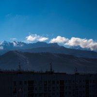 Горы Осетии :: Михаил Пальшин