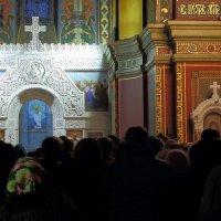 Крещенский вечер. :: Юрий Гайворонский