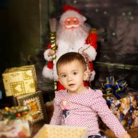 Счастье новогоднее :: Криcтина Байрамкулова
