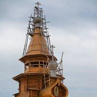 Деревянная церковь :: Олег Каплун