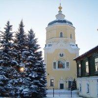 С Праздником Крещения всех причастных! :: Галина Флора