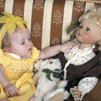 Кукла :: Янина Ермакова