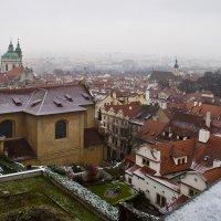 Крыши Праги. :: Владимир