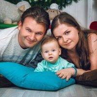 Алексей, Елена и Аня :: Ангелина Косова