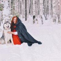 Мой ласковый и нежный зверь) :: Яна Спирина