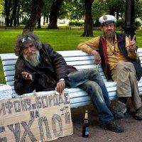 Сифон и Борода :: Ларсен Кивалин