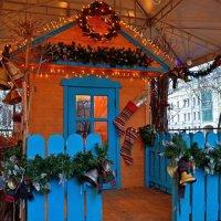 Рождественский домик :: Ростислав