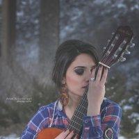 Гитаристка :: Артак Арзуманян