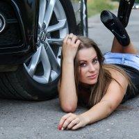 у авто :: Светлана Трофимова