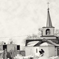 Крещение... :: Елена Иванова