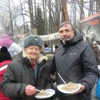 17 января 1943 Красная Армия освободила Великие Луки :: Владимир Павлов