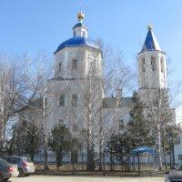 Церковь. Тамбов :: Герович Лилия