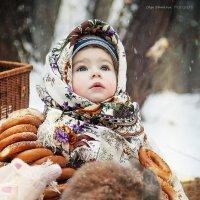 зайка серенький сидит и ушами шевелит :: Olga Stankova