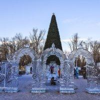 Вход в Новый год ! :: юрий Амосов