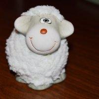 маленькая овечка :: Юлия Сергеевна