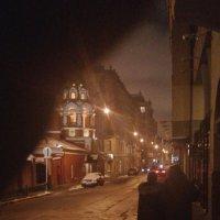 Московские улочки :: Григорий Кучушев