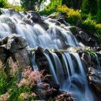 Маленький водопад :: Андрей Химич
