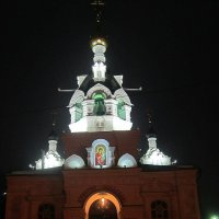 Церковь :: Андрей Сотников