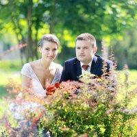 Свадебная прогулка в Обнинске (IMG_5740) :: Виктор Мушкарин (thepaparazzo)