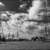 Электричество :: Сергей Еремин