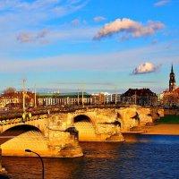 мост через Эльбу :: Ирина ***