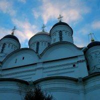 Храм в Боровске :: ЕЛЕНА СОКОЛЬНИКОВА