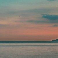 Закат и море. :: Андрий Майковский