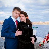 Осеннее из свадебного. :: Мария Бизунова