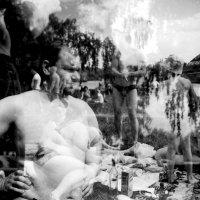 история одного отдыха :: Денис Козлов