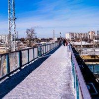 Мост. :: Андрей Лобанов