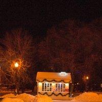 сказочный домик :: Таня Кулешова