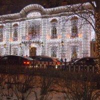 светящийся дом :: Таня Кулешова