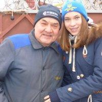 С дедушкой! :: Оля Пилькевич