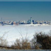 Зима в купеческом городе :: nika555nika Ирина