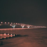 Саратовский мост :: Алёна Колесова