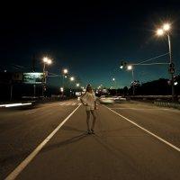 ночной город :: Виктор Твердун