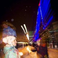Маленький волшебник и его новогоднее волшебство! :: Алексей Медведев