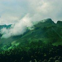 Парящее облако :: Евгений Сидоров