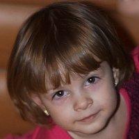 Маше 3 годика :: Вадим