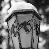 Лыжники :: Дмитрий Арсеньев