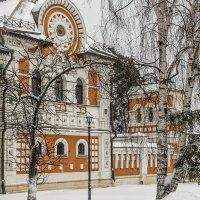 Патриарший дворец в Переделкино :: Людмила Финкель