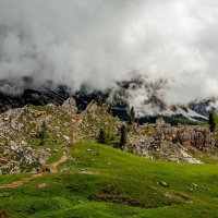 The Alps 2014 Italy Dolomites 47 :: Arturs Ancans
