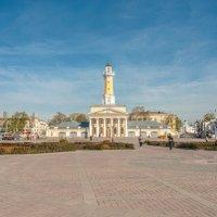 Кострома центр города :: Олег Дроздов