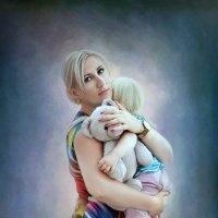 Материнская нежность :: Светлана Мороз