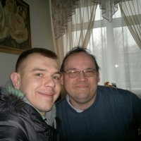 дядя и сын :: Михаил Филатов